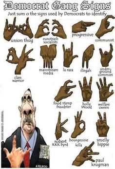 Learn Gangster Disciples Hand Signs