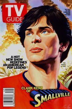 TV Guide | Smallville •Alex Ross