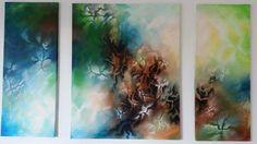 Abstract painting acrylic by Sabrina Tanase Www. Projects To Try, Abstract, Painting, Art, Paint, Summary, Art Background, Painting Art, Paintings