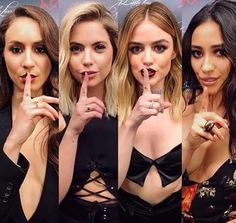PLL at Wrap Party 2016