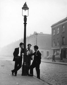 Bert Hardy, Two Many Spivs, 1954