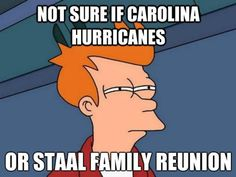 Someday, the Carolina Hurricanes will be synonymous with Staal.