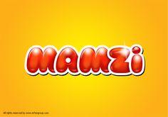 طراحی لوگوی انگلیسی مامزی