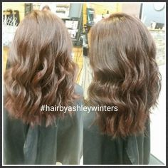 R E D S leaves are changing so should your hair!  #hairbyashleywinters #redkencolor #loveyourroots #chambersburg  #rootshairdesign #2k15