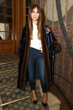 Love this beautiful coat! ❤ {¡Me encanta este precioso abrigo!}