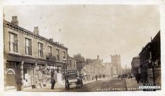 I lived at no 35 when this became Old Church St . My family moved here in Butchers) Last shop behind the cart. My Family History, Salford, Manchester United, Old Photos, Street View, Places, Travel, Image, 30 Years