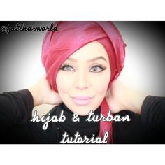 Simple Makeup and Hijab Tutorial For Idul Fitri (Full View) - YouTube ...