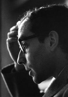 Jean Luc Godard by Jean Loup Sieff, 1965