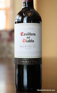 A great match for grilling season - Casillero del Diablo Reserva Winemaker's Red Blend 2011. http://www.reversewinesnob.com/2013/07/casillero-del-diablo-reserva-winemakers-red.html #winelover