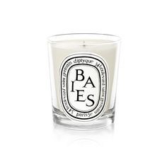 diptyque (€46) via Polyvore featuring home, home decor, candles & candleholders, candles, diptyque, baies, diptyque candles, leaves candle and rose candle