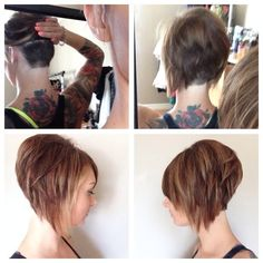 Groovy Pin By Andrew Rock On Bobs Napes And Sexy Hairstyles Pinterest Hairstyles For Women Draintrainus
