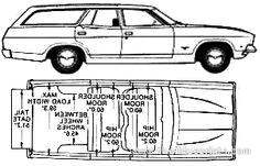 Ford Falcon XB Fairlane ZG Wiring Diagram Photo: This