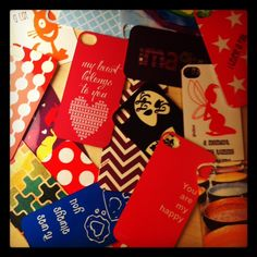 Some iPhone covers