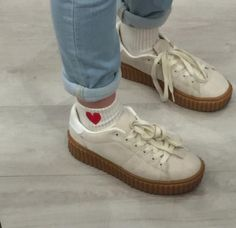 11 Best Puma Basket Heart ❤ images in 2018 | Puma basket