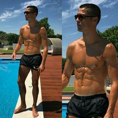Cristiano Ronaldo Workout, Cristiano Ronaldo Juventus, Cr7 Ronaldo, Ronaldo Shirtless, Shirtless Men, Iphone7 Case, Hottest Male Celebrities, Athletic Men, Sports Stars