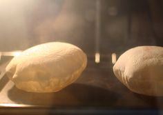 Pita Bread Baking