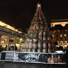 jack daniels christmas tree lynchberg tennessee this is. Black Bedroom Furniture Sets. Home Design Ideas