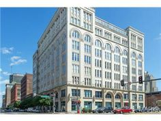 Call Suzanne Hunn ...314-276-4663 For Details On The Meridian Lofts  .... 1136 Washington Ave Unit 811 Is Now Available To Purchase....St Louis Loft District...2 Beds/2 Baths ONLY $184,275.... Walk to restaurants, bars, entertainment, Busch stadium, Flamingo Bowl, City Garden and everything downtown offers. This is true city living!!!  MLS  # 13044872