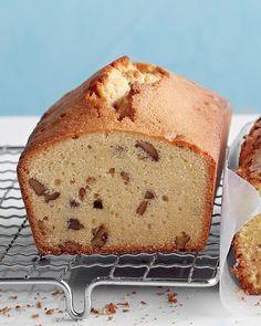 Brown-Sugar, Maple, and Pecan Pound Cake - Martha Stewart Recipes