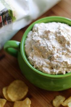 New England-Style Clam Dip - From Away