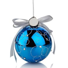 Limited-edition hand-painted ornament to benefit #StJude
