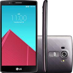 [SouBarato] LG G4 - 1.394,10 (6x) ou 1.349,10 (cc SouB)
