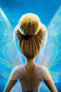 not Tinkerbell fanbut I love this!