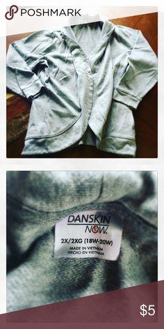 Sweater Danskin 2XL Danskin Sweaters