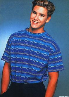 saved by the bell, I remember in the 3rd grade we got to make a Turkey like our favorite person/celebrity mine was Zac!!! lol