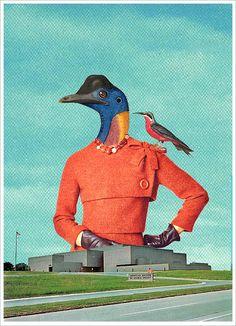 """""""Birdwatching"""" by Sammy Slabbinck"""