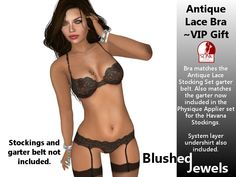 Antique lace bra VIP | Flickr - Photo Sharing!