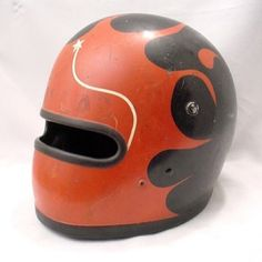 Another vintage cool helmet