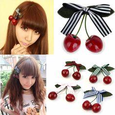$0.65 (Buy here: https://alitems.com/g/1e8d114494ebda23ff8b16525dc3e8/?i=5&ulp=https%3A%2F%2Fwww.aliexpress.com%2Fitem%2FJ117-1pc-2pcs-Fashion-Cute-Women-Girl-Lady-Retro-Vintage-Pink-Bow-Cherry-Hair-Clip-Hairpin%2F32360261492.html ) 1pc/2pcs Fashion Cute Women Girl Lady Retro Vintage Pink Bow Cherry Hair Clip Hairpin  for just $0.65