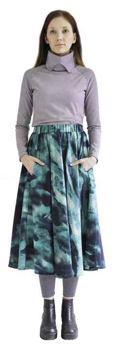 MUKA VA / Eerika skirt