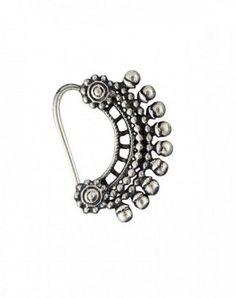 Piercing - maya silver nath
