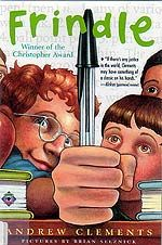 WritingFix: a 6-Trait Writing Lesson inspired by Frindle by Andrew Clements