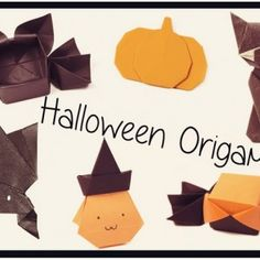 Cool Halloween Crafts With Paper