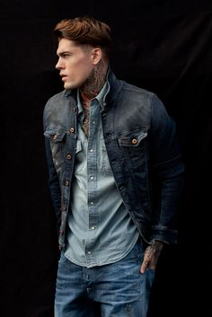 Men's Health || Stephen James