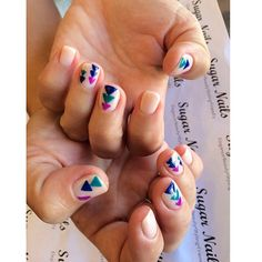 Thanks for coming to Sugar nails  Gel manicure + 6 nails ~> $46 Hope to see you again :3 #sugarnails#magnolia#whitsett#valleyvillage#studiocity#salon#nailsalon#nailart#nailsart#nailpaint#nailstyle#design#funny#fancy#fashion#fabulous#freedesign#funnynails#funnydesign#friendlycolor#freehanddesign#love#lovely#lovelydesign#triangle