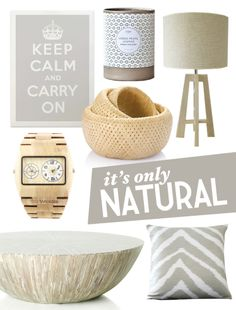 these products in a natural colour palette have a very coastal vibe and are featured on - Chemin De Table Color