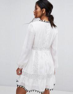 1f54e46a68 26 great boohoo White Dresses images