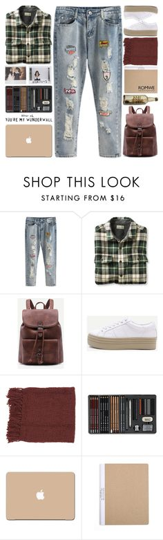 """lost at sea"" by scarlett-morwenna ❤ liked on Polyvore featuring Surya, 3M and vintage"