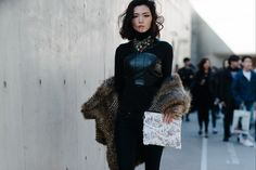 Our Favorite Street-Style Pics From Seoul Fashion Week?url=http://www.style.com/slideshows/slideshows/street/scenes/seoul-fashion-week-fall-2015-street-style/slides/27
