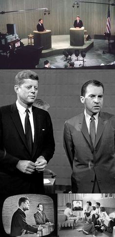 The first televised Presidential debate on September 26, 1960 pre-empted The Andy Griffith Show, was watched by over 65 million viewers, and is widely credited with erasing Richard M. Nixon's lead over John F. Kennedy in the race to succeed Dwight Eisenhower.