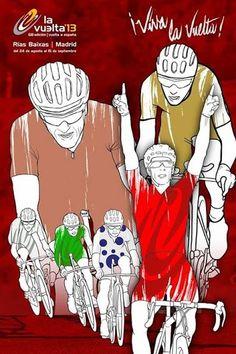 Viva La Vuelta 2013 @ PRO CYCLING WORLDTOUR - Google+
