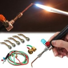 Mini Jewelry Gas Welding Mirco Torch Jewelers Soldering Brazing Cutting Tools for sale online Welding Torch, Welding Art, Welding Projects, Art Projects, Welding Crafts, Welding Tips, Mig Welding, Metal Projects, Kit