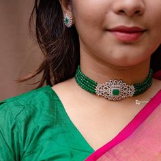 15 Jewellery You Would Love To Wear With Traditional Outfits! • South India Jewels