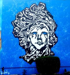 """Messages from Pops Way: """"Del Amo Street Art Gallery"""" Part 5 and Malibu morning pic of the day - Tuesday, May 24, 2016"""