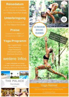 Yoga am Meer! Yoga Retreat!  Yoga Reise am Roten Meer Ägypten #ägypten #yogareise #yoga #yogareiseägypten #yogareiserotesmeer Marsa Alam, Am Meer, Yoga Retreat, Red Sea, Yoga Teacher, Beautiful Hotels, Canary Islands, Bulgaria, Graz