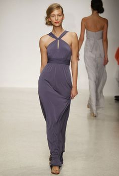 Amsale Bridesmaid Dresses - Spring 2013 - Style G749J Sleeveless ...